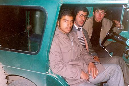 کاظم غفاری