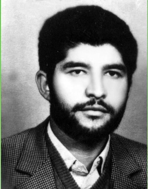 شهید پرویز حسینی