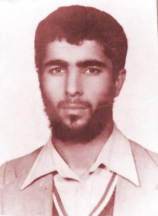 شهید نادر علیزاده
